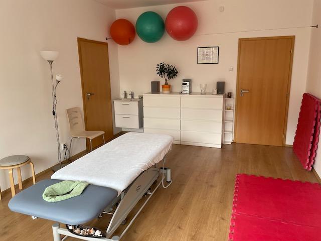 Ordinace fyzioterapie rehabilitace masáže